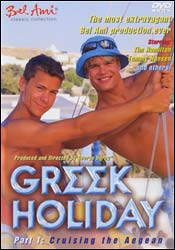 Greek Holiday 1, Bel Ami, Tim Hamilton